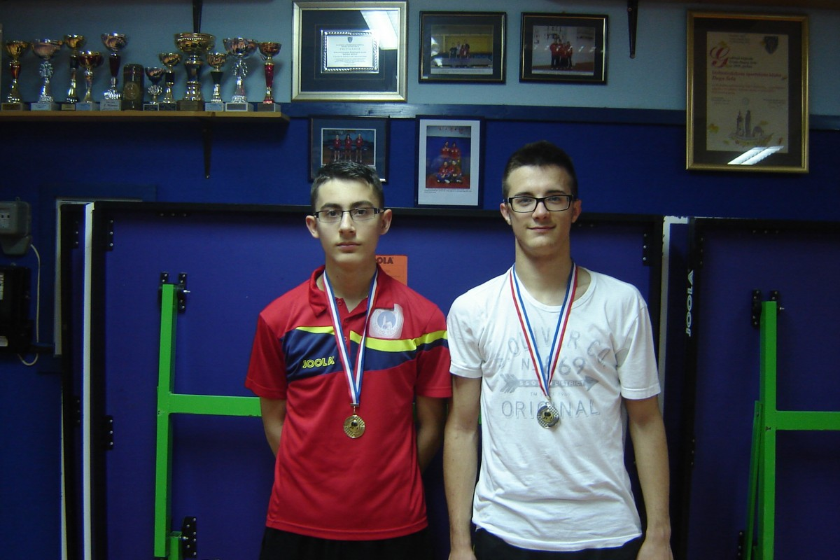 Turnir Regije Srednja Hrvatska za juniore