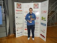 Antonela Papak ekipna pobjednica Varaždina!